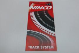 Ninco folder track system 2002