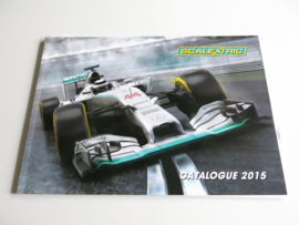Scalextric catalogus 2015 (ENG)