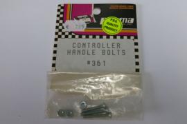 Parma schroeven / moertjes  t.b.v. snelheidsregelaar / controller