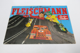 "Folder Fleischmann Auto-Rallye ""De grote winnaar"" (can-am)"