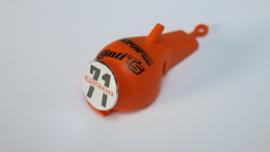 Go-Cart tank oranje nr. 71