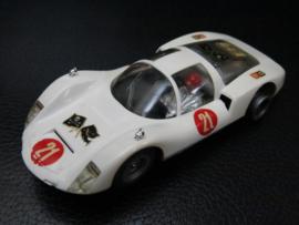 Porsche Carrera 6 wit nr. 21