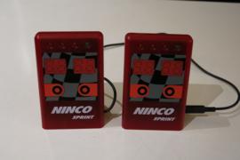 Ninco set digitale rondentellers