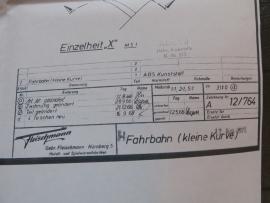 3110 Baandeel binnenbocht (17-08-1972) (vouwnaad gedraaid)