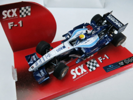 SCX, Williams F1