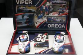Fly Carmodel, Chrysler Viper GTS-R Team Oreca 24h. LeMans 1998 Team 7