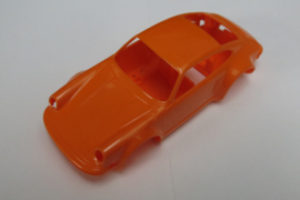 Porsche 911 kap/ bodem oranje (zie tekst)