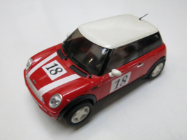 Ninco, Mini Cooper rood nr. 18