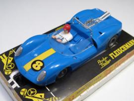 3210 Ford Lotus blauw nr. 8 (nieuwstaat, gestempeld)