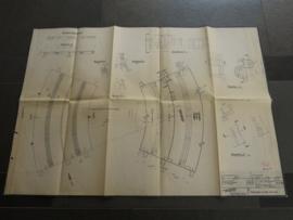 3111 Baandeel standaardbocht (origineel 26-04-1974)