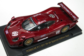 Fly Carmodel, Porsche GT1 98 UK Special Edition Red