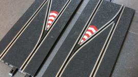 Ninco N-Digital baanwissel (set links en rechts)