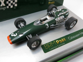 "SCX Vintage, BRM P261 ""Graham Hill"" (Limited Edition nr. 2000)"