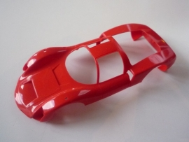 Porsche Carrera 6 kap rood