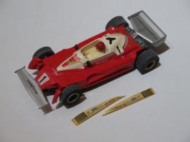 "Ferrari ""Niki Lauda"" (nieuwstaat, gestempeld)"