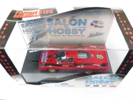Fly Carmodel, Ferrari 512S Coda Lunga, VIII Salon del Hobby