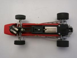 Ferrari F1 rood nr. 7 (16 spaaks gril)