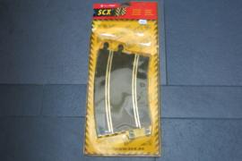 SCX baanstuk buitenbocht (2 stuks)