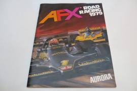 Aurora AFX catalogus 1979 (ENG)