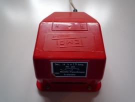 Temsi transformator 203 (dubbel) (1,5 Amp)