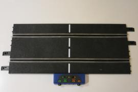 Ninco baanstuk start- aansluitstuk paars/zwart