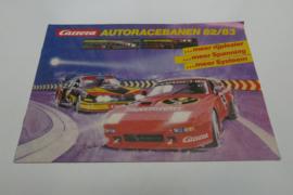 Carrera catalogus 1982/83 (NL)
