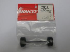 Ninco vooras GT BBS 63 mm.