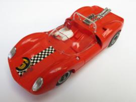 Ford Lotus oranje nr. 6