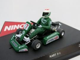 """Ninco, Kart F1 Series """"GREEN"""" (nieuw)"""