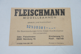 Certificaat nr: 52530581 (DE)