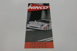 Ninco folder 2001