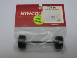 Ninco vooras Ferrari F50 63 mm.
