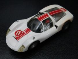 Porsche Carrera 6 wit nr. 11