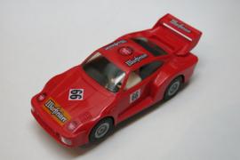 Porsche 935 Warsteiner nr. 66 (gestempeld)