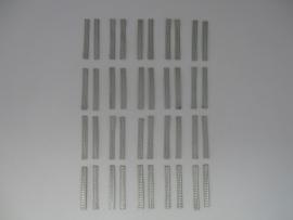Repro Sleepcontacten (20 sets)