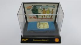 """1:64 Sunbeam Alpine """"James Bond 007"""""""