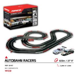 Ninco startset, Autobahn racers analoog race set