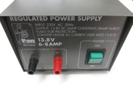 PAN transformator Type 1068 (6-8 amp.)
