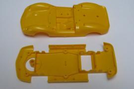 Ford Lotus kap/ bodem geel (zie tekst)