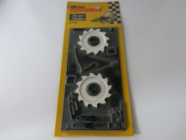 Teller reparatieset 3410 (lage achterplaat) (ovp)