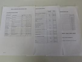 Prijslijst 2004 restant voorraad (DE)