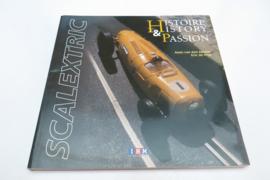 Scalextric boek, History & Passion