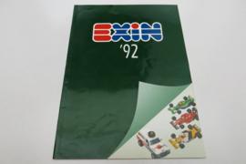 SCX catalogus 1992