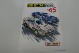 SCX catalogus 1995