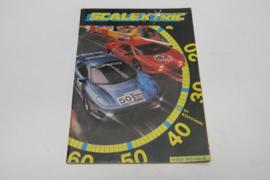 Scalextric folder 35ste editie (mini pocket)