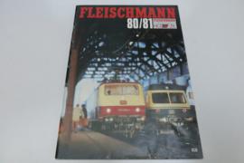 Catalogus 1980/81 (FR)