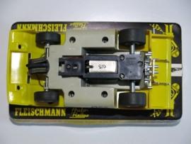 3202 Porsche Can-Am nr. 1 geel (spiegels zwart)