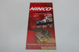 Ninco folder startsets, baandelen 2004