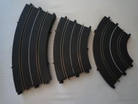 Baandelen voordeelset 7 (6 sporen complete platte bocht)