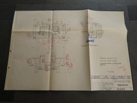 "3230 Ferrari ""Niki Lauda"" motorblokje (origineel 29-09-1977)"